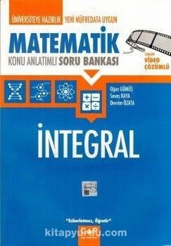 Matematik İntegral Konu Anlatımlı Soru Bankası