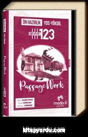 YDS-YÖKDİL Passage Work Ön Hazırlık Seviye 1-2-3