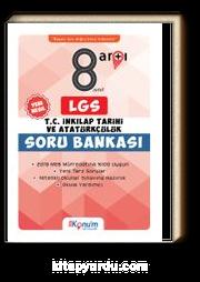 Yeni Nesil LGS T. C. İnkılap Tarihi ve Atatürkçülük Soru Bankası (2019 Yeni Müfredat)