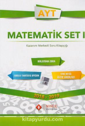 AYT Matematik Set 1 Kazanım Merkezli Soru Bankası - Kollektif pdf epub