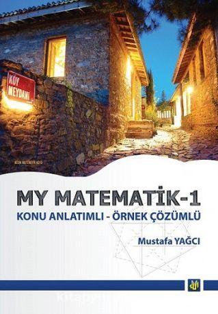 My Matematik 1 Konu Anlatımlı