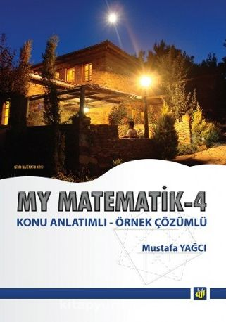 My Matematik 4 Konu Anlatımlı