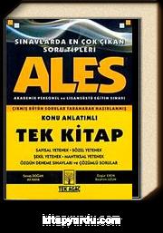 ALES-Tek Kitap-Konu Anlatımlı 2009