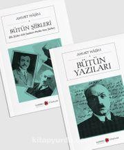 Ahmet Haşim Bütün Eserleri Seti (2 Kitap)