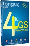 4'lü LGS Denemeleri