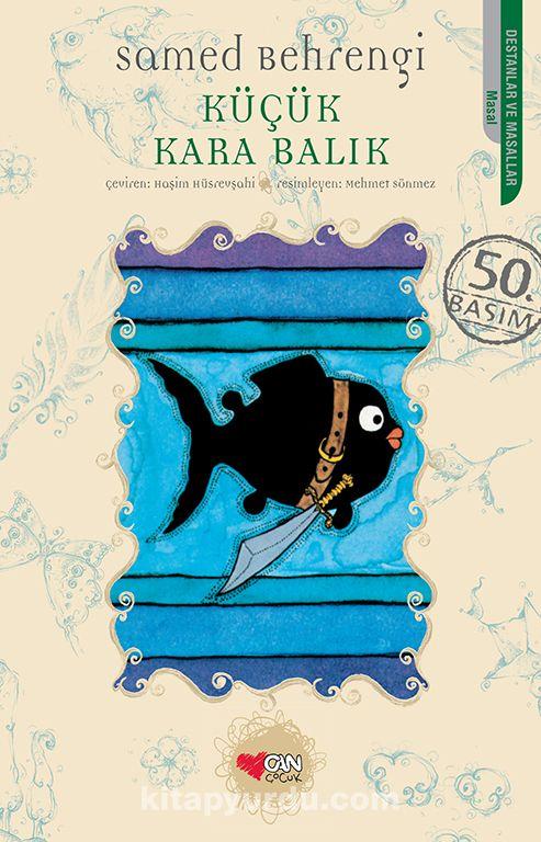 Küçük Kara Balık (Ciltsiz) PDF Kitap İndir