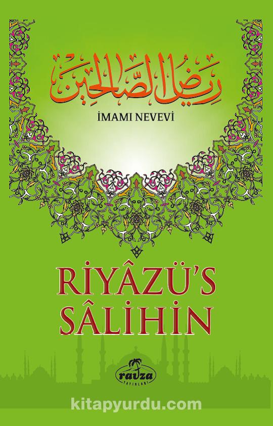 Riyazü's Salihin (Büyük Boy-Tek Cilt-İthal Kağıt) - İmam Nevevi pdf epub