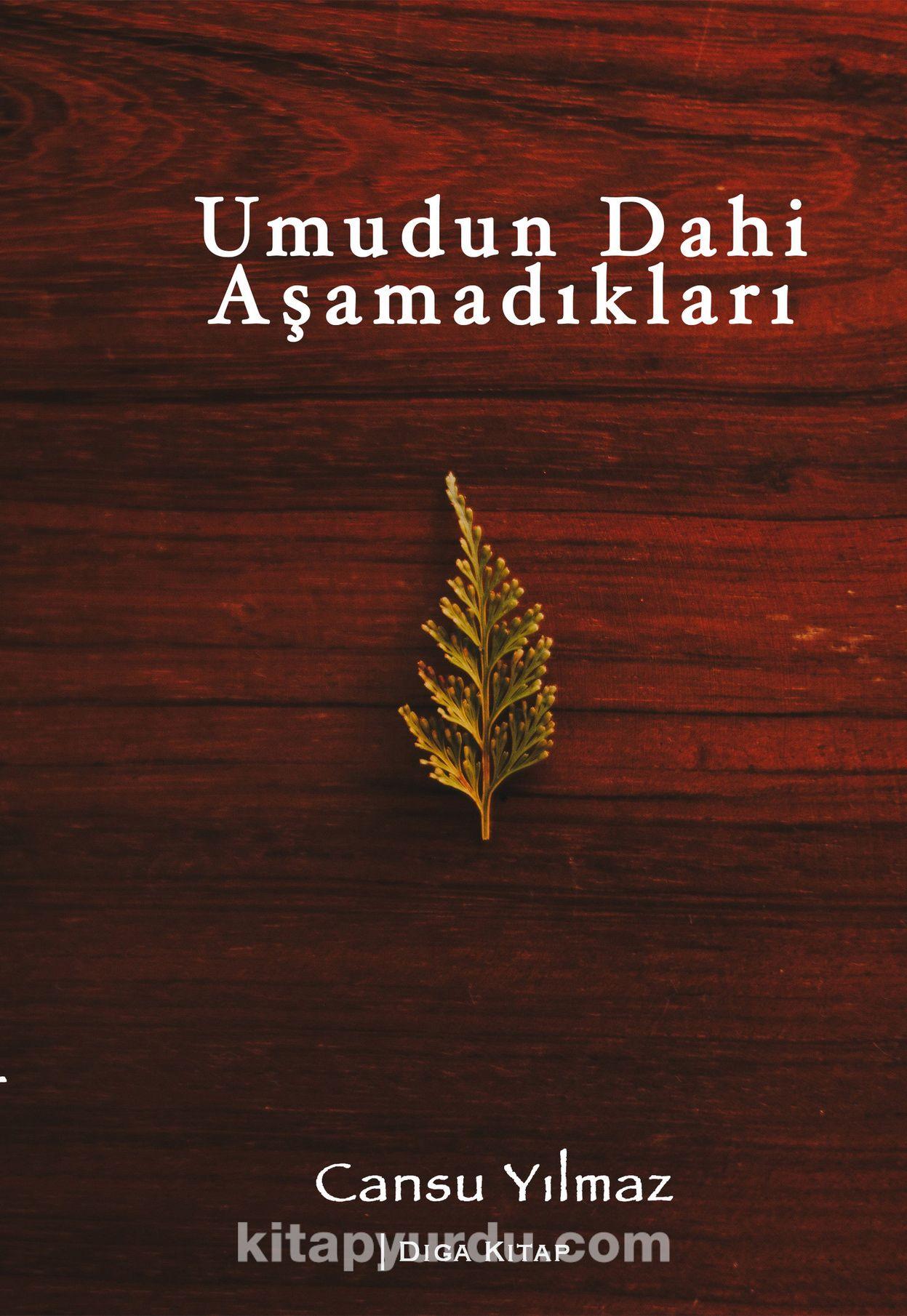 Umudun Dahi Aşamadıkları - Cansu Yılmaz pdf epub