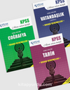 KPSS Genel Kültür Branş Denemeleri (20'li) (3 Kitap)