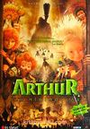 Arthur ile Minimoylar (DVD)