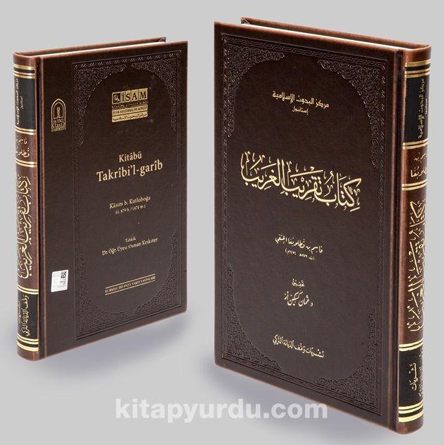 Kitabü Takribi'l-garib - Kasım b. Kutluboğa pdf epub