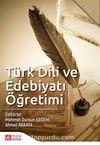 Türk Dili ve Edebiyatı Öğretimi (Pedagojik Formasyon Öğrencileri İçin)