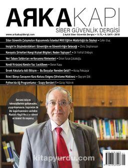 Arka Kapı Siber Güvenlik Dergisi Sayı:5