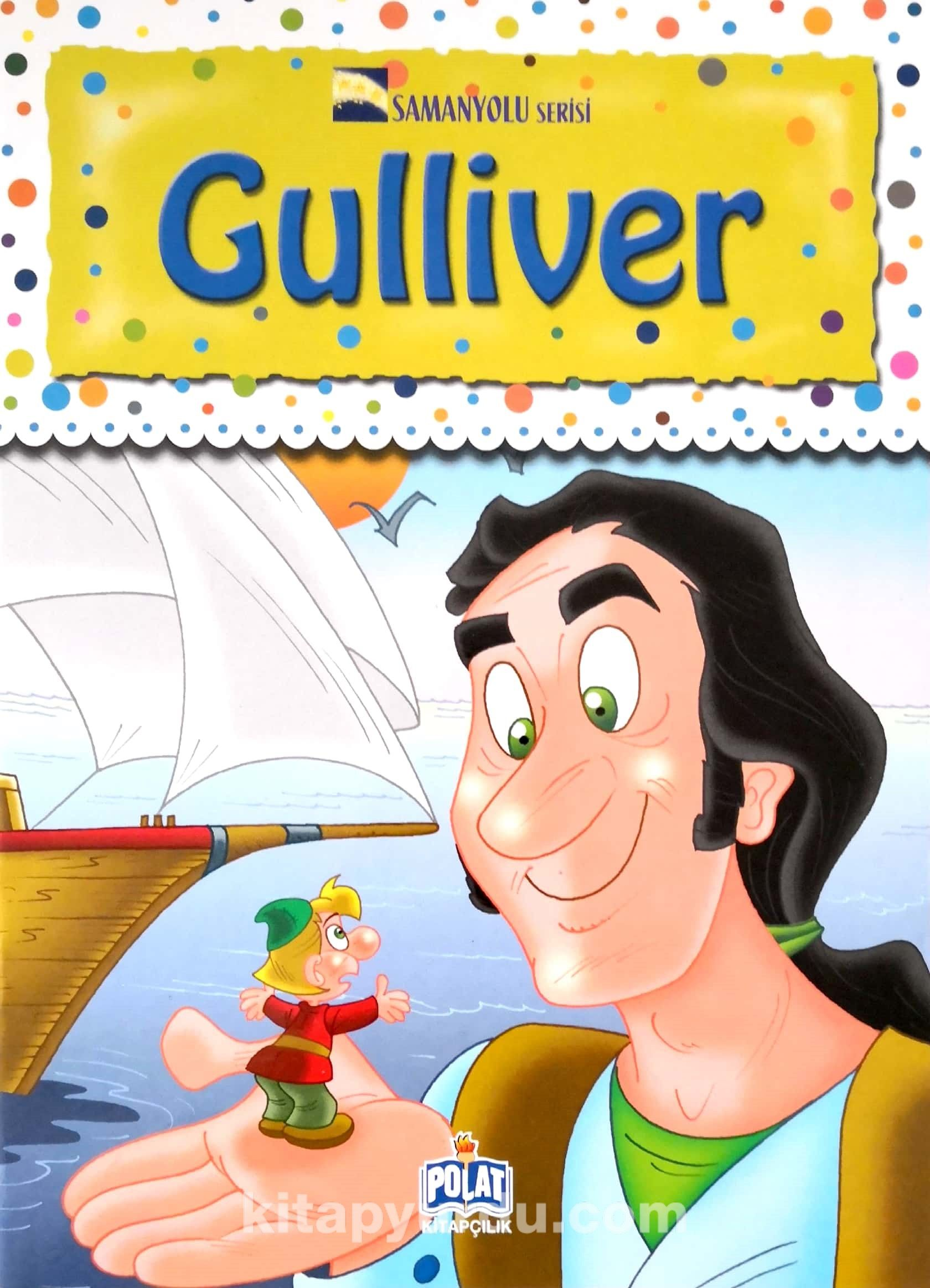Gulliver / Samanyolu Serisi - Anonim pdf epub