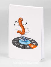Akıl Defteri - Kitapkurdu Burçlar Serisi - Bloknot - Balık