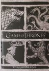 Game of Thrones Yeni Model A5 Defter (GOT219)