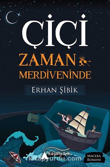 Çiçi Zaman Merdiveninde - Erhan Şibik pdf epub