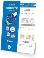 5. Sınıf Matematik Nano Test (Yaprak Test)