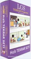 LGS Tekrar Programı Hızlı Tekrar Seti (8 Kitap)