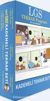 LGS Tekrar Programı (9 Kitap+4 Kitapçık)