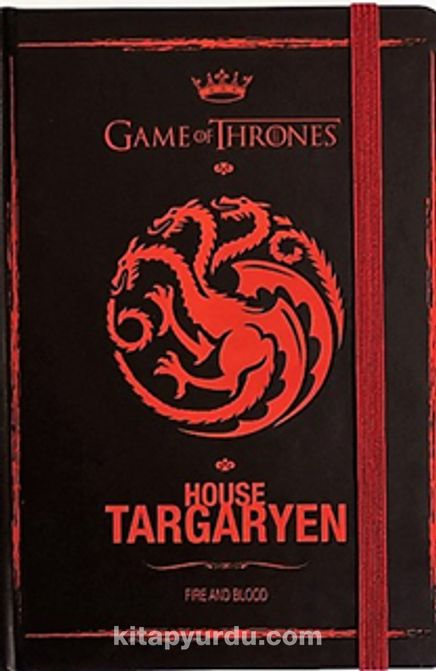 Game Of Thrones Targaryen Bordo (12x16) (GOT224)