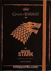 Game Of Thrones Stark Gold (12X16) (GOT222)