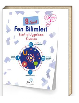 8. Sınıf Fen Bilimleri Sınıf İçi Uygulama Kılavuzu