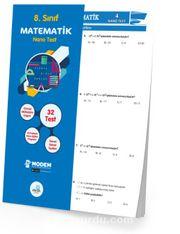 8. Sınıf Matematik Nano Test (Yaprak Test)