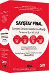 Sayıştay Final Sayıştay Denetçi Yardımcısı Adaylığı Sınavına Son Hazırlık Soru Bankası