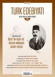Türk Edebiyatı Aylık Fikir ve Sanat Dergisi Sayı: 543 Ocak 2019