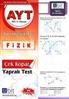 AYT Fizik Çek Kopar Yaprak Test