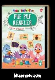 Puf Puf Renkler - Mini Masallar 4 (34)