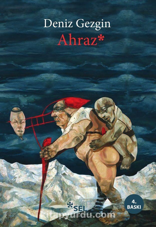 Ahraz - Deniz Gezgin pdf epub