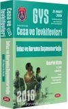 2019 GYS Ceza ve Tevkifevleri İnfaz ve Koruma Başmemurluğu Hazırlık Kitabı