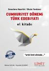 Cumhuriyet Dönemi Türk Edebiyatı El Kitabı