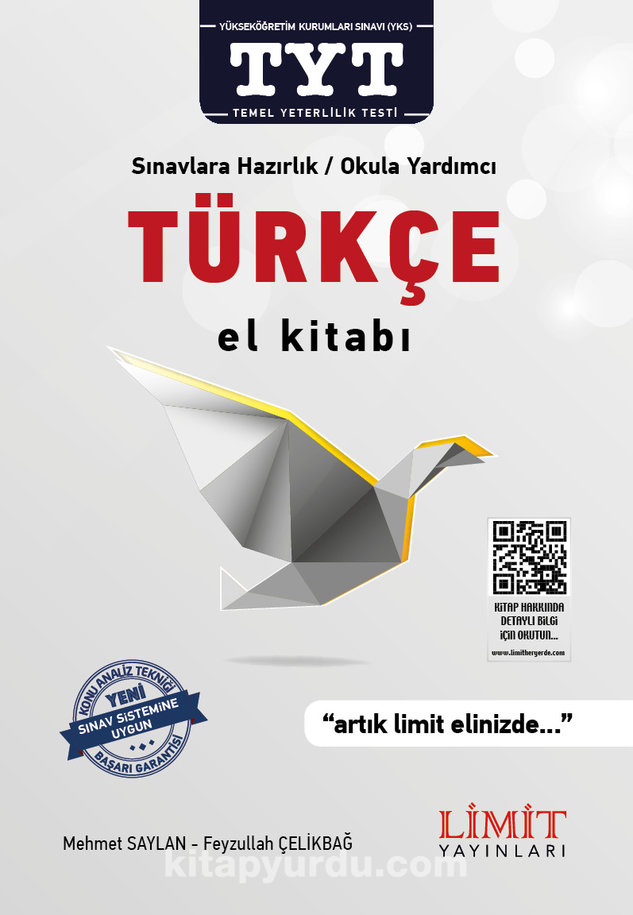 TYT Türkçe El Kitabı PDF Kitap İndir