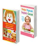 Anne-Çocuk Beslenme Rehberi (2 Kitap)