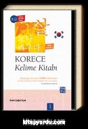 Korece Kelime Kitabı & Başlangıç Seviyesi TOPIK I Kelimeleri (Seviye 1)