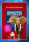Opposites (Antonyms) / Zıt Anlamlı Kelimeler (Cep Boy)