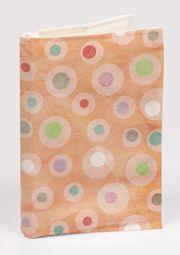 Kitap Kılıfı - Renkli Puantiyeler (XL)