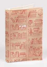 Kitap Kılıfı - Kütüphane (XS)