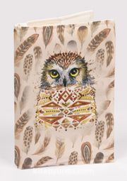 Kitap Kılıfı - Baykuş (XL)