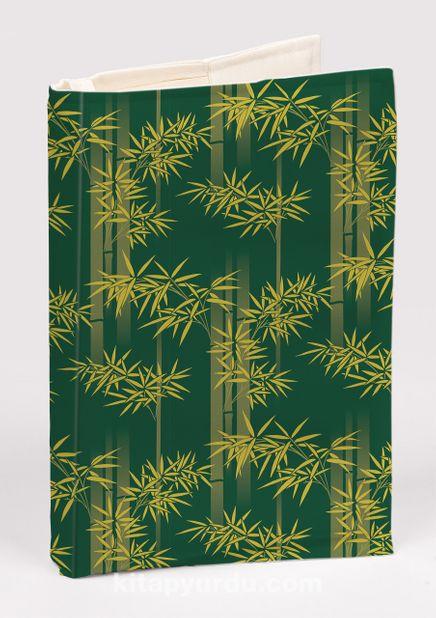 Kitap Kılıfı - Bambu Ormanı (XL)