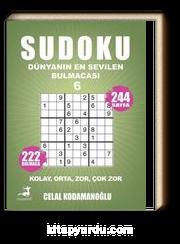 Sudoku Kolay Orta Zor Çok Zor 6