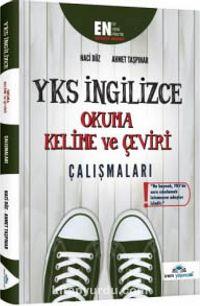 YKS İngilizce Okuma-Kelime ve Çeviri Çalışmaları - Ahmet Taşpınar pdf epub