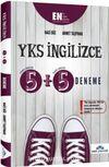 YKS İngilizce 5 + 5 Deneme