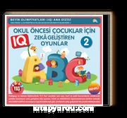 Okul Öncesi Çocuklar İçin IQ Zeka Geliştiren Oyunlar 2  (4-7 Yaş)