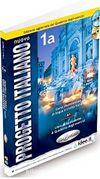 Nuovo Progetto Italiano 1a (Kitap ve Çalışma Kitabı +CD +CDROM) İtalyanca Temel Seviye Edizione Aggiornata