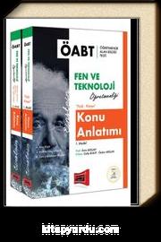ÖABT Einstein Fen ve Teknoloji Öğretmenliği Konu Anlatımı