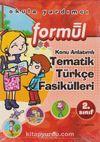 2. Sınıf Konu Anlatımlı Tematik Türkçe Fasikülleri